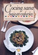 Libro de Cocina Sana Y Baja En Calorías