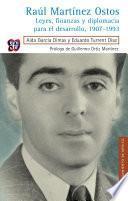 Libro de Raúl Martínez Ostos
