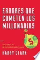 Libro de Errores Que Cometen Los Millonarios
