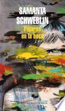 Libro de Pájaros En La Boca